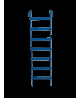 Escada para gaiola em plástico