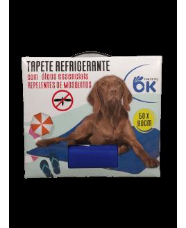 Cama Tapete Refrigerante - Repelente de Mosquitos 50 x 90 cm