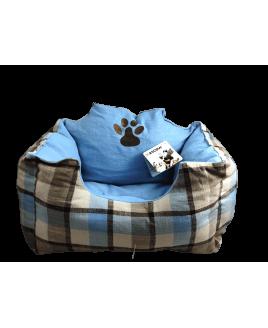 Cama Animal Sofá - Azul