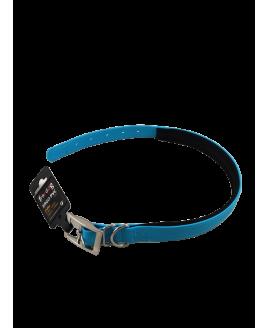 Coleira Ergo PVC Azul