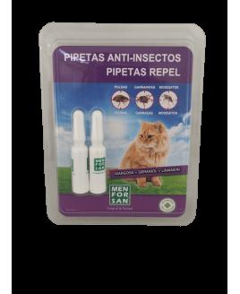 Pipetas repelentes para Gato