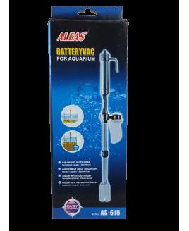 Aspirador/Limpador de Aquário a bateria 2