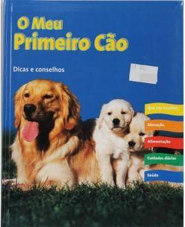 """Livro """"O meu primeiro Cão"""""""