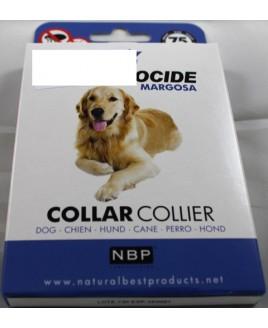 Coleira anti-parasitas para cães grandes