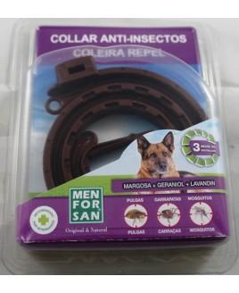 Coleira anti-parasitas para Cão
