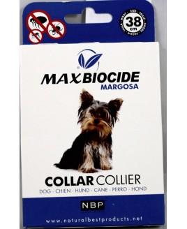 Coleira anti-parasitas para cães pequenos
