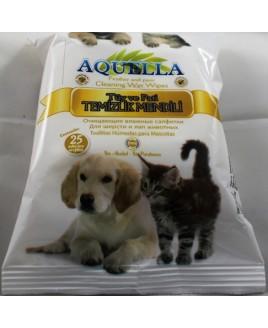 Toalhitas para animais