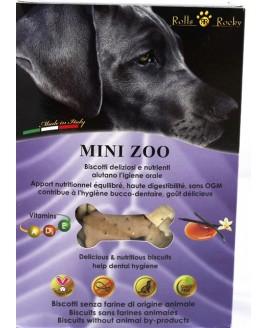 Biscoitos para Cão - Mini Zoo