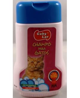 Champô para Gatos
