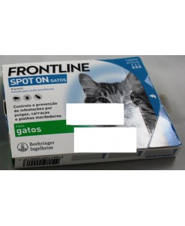 Frontline SPOT ON para gatos
