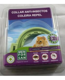 Coleira Anti-Parasitas para Gato