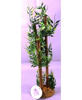 Decoração para Aquário Bambu Alto