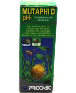 Muthaphi'M 100 ml - Diminui PH