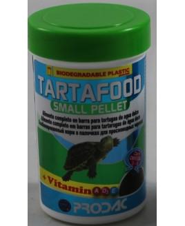Alimento tartaruga granulado