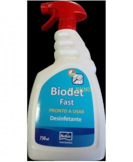 Biodet - Desinfetante de superfícies