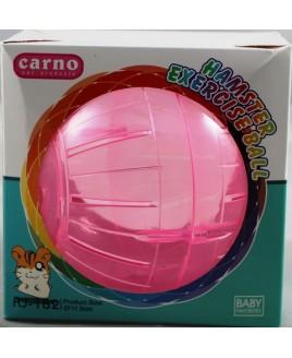 Bola Brinquedo Hamster Pequena